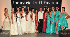 Mercedes Benz Industrie trifft Fashion 2015
